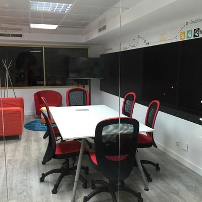 Oficina Av. america Madrid. WifiGo