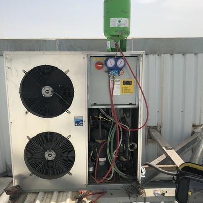 Reparación sistema Torre enfriadora hidraulica