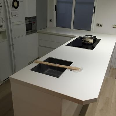 cocina en Neolith