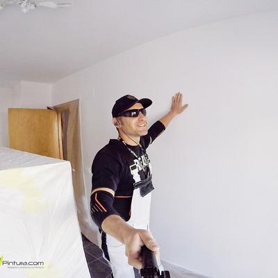 pintura sin contacto Airless