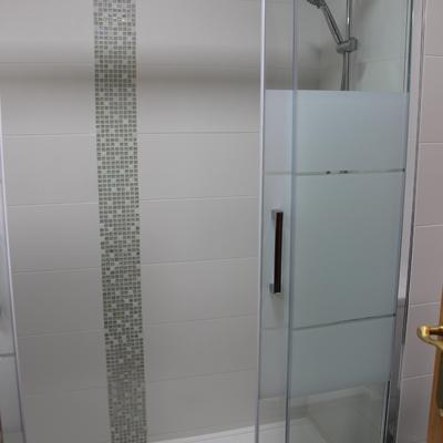 Alicatado baño y colocación grifos
