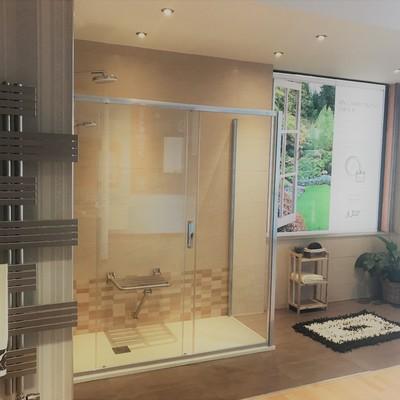 Reformas de baños/Cambio de bañera por ducha