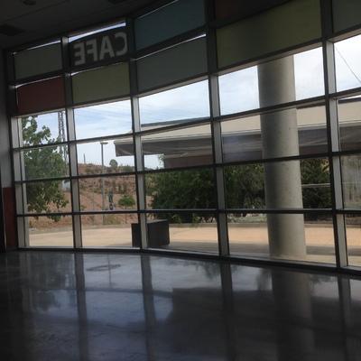 Cristalizado de suelo y limpieza de ventanas