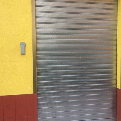 Puerta enrrollable