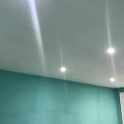 instalación de oculos y falso techo