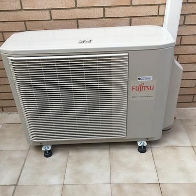 Maquina exterior conductos Fujitsu