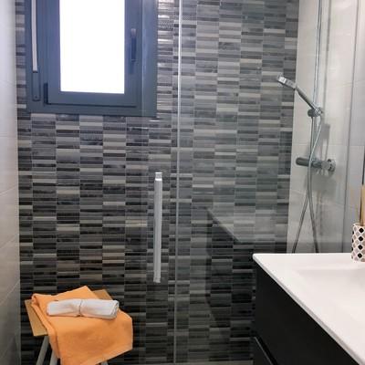 Baño decoracion incluida