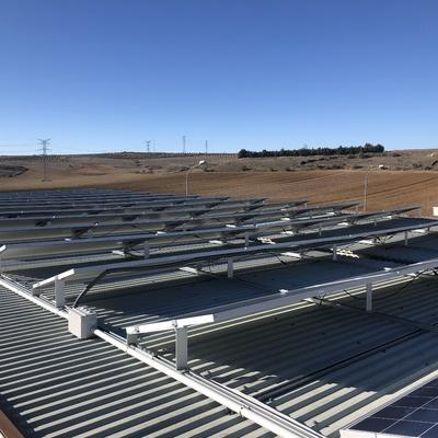 Generación fotovoltaica a través de placas solares