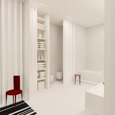 Diseño de Interiores - Dormitorio con Baño Ensuite