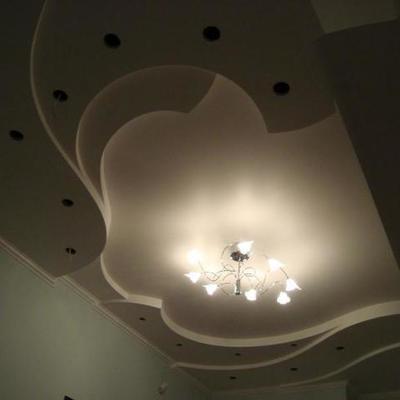 Formas de pladur techo