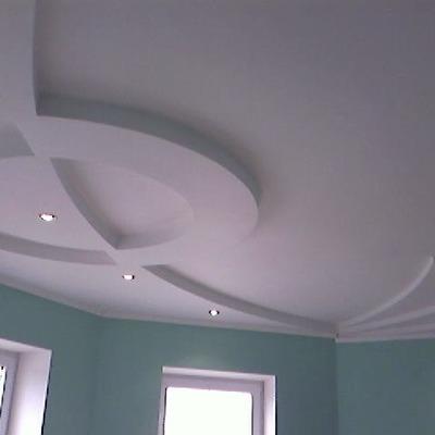Formas pladur techo
