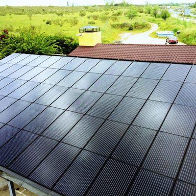 Fotovoltaica sobre tejado