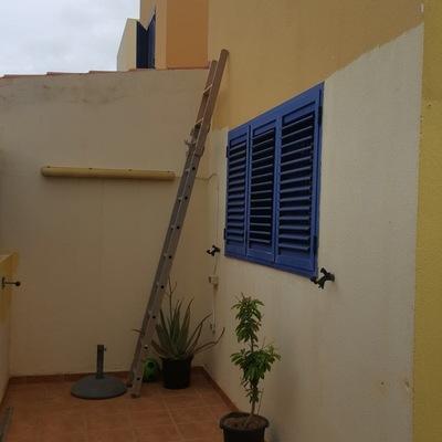 Pintura terraza duplex