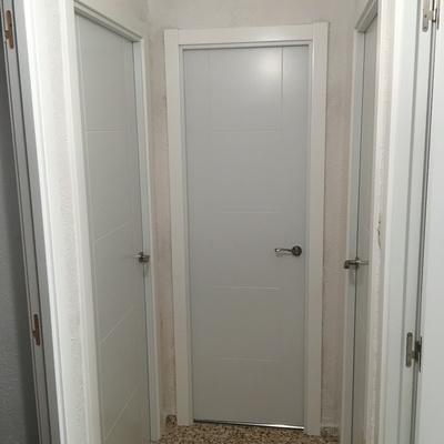 Cambio de puertas
