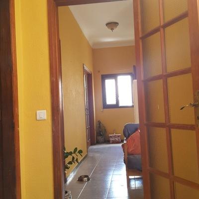 Pintura interiror vivienda pasillos, paredes y techos