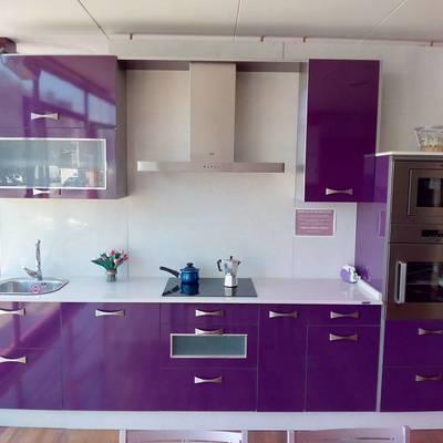 Ideas y Fotos de Muebles Cocina Morado en Palma de Mallorca (Illes ...