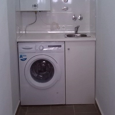 Mueble de lavadero