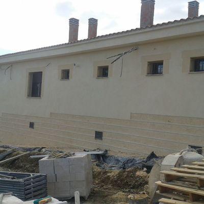 Edificio para mayores en Cachorrilla.