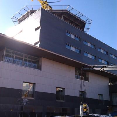 Hospital de Sant Pau. Barcelona.