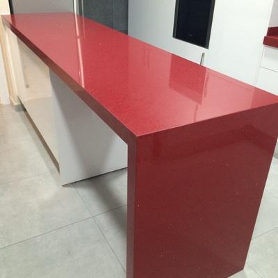 Barra Cuarzo Rojo Astral