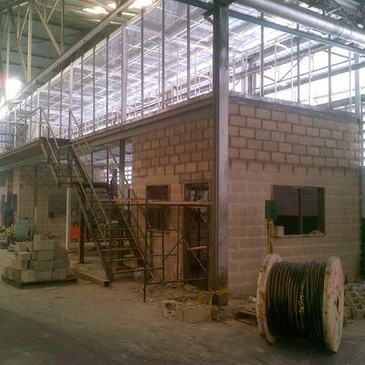 CONSTRUCCIONES DE PAREDES EN OFICINAS