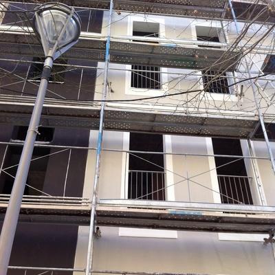 Construccion de alberge juvenil