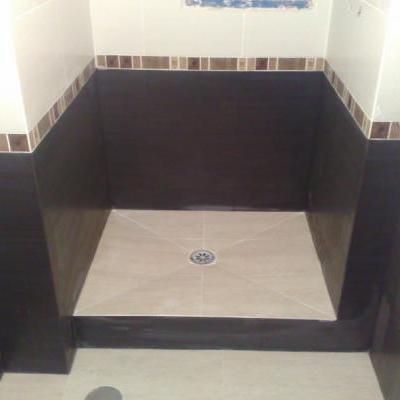 Baño de cajon