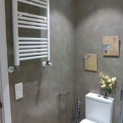 Reforma baño con grifo/bidé
