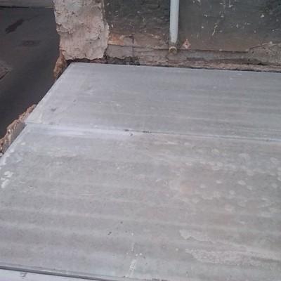 Forjado con placas prefabricadas de hormigón