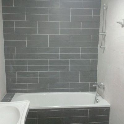 Alicatado bañera