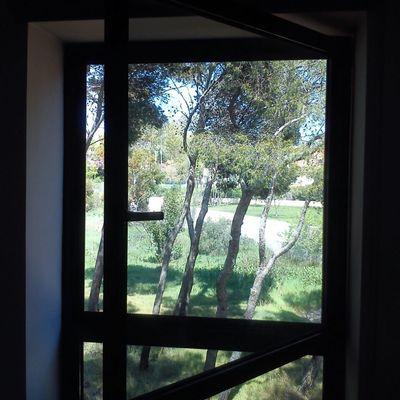 Ajuste de ventanas de aluminio