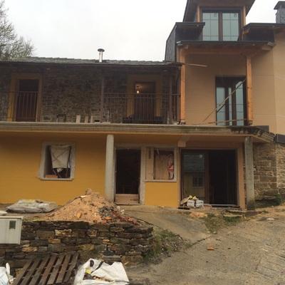 Restauración casa pueblo