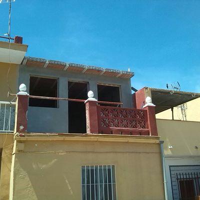 habitación en terraza