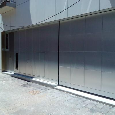 Revestimiento de Composite en fachada ventilada