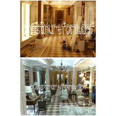 Rehabilitacion de 3000m2 de Palacio en el centro Madrid