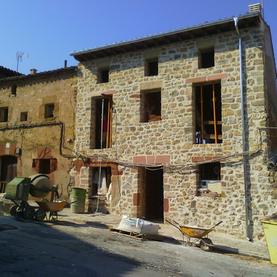 Rehabilitación de vivienda en Sigüenza (Guadalajara)