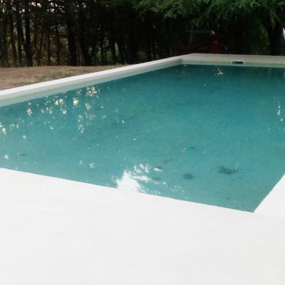 Piscina Microcemento Pool