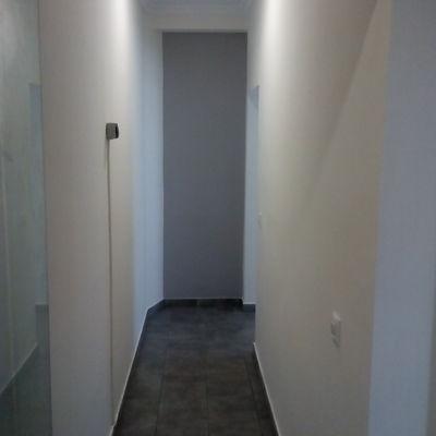 Solados, instalaciones y pintura