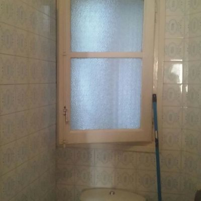 Empequeñecer ventana Baño (antes)