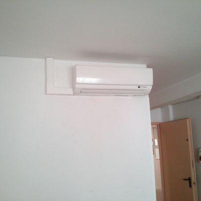 Fancoil de pared para climatización