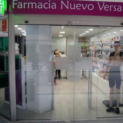 Fachada Farmacia Nuevo Versalles