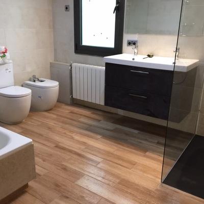 Armario bajo lavabo