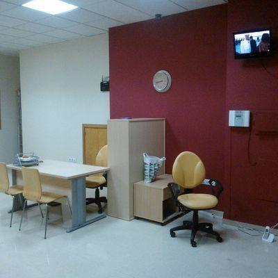 Reforma oficina e instalación eléctrica -voz-datos-videvigilancia