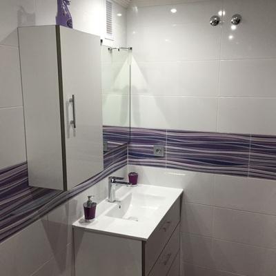 Reforma completa de baño en Gijón
