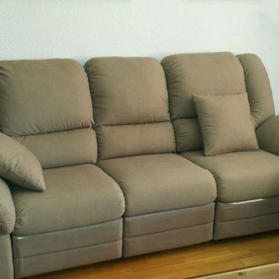 Tapizado sofa clasico