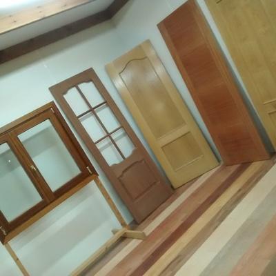 Instal-lacio de portes i finestres