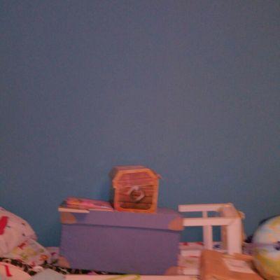 Pintura en habitación
