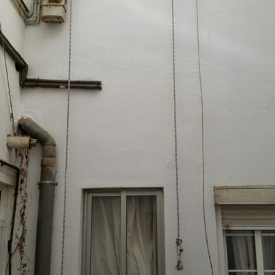 Restauración patio de luces