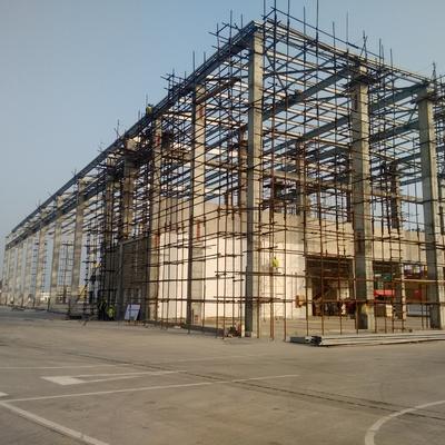 Edifici de tallers a lomé container terminal, togo