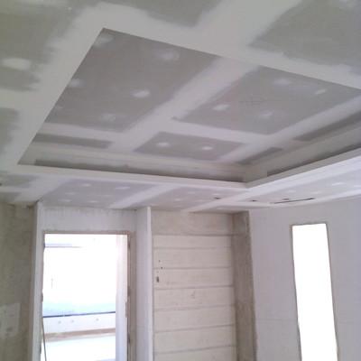 techo de pladur con fosa